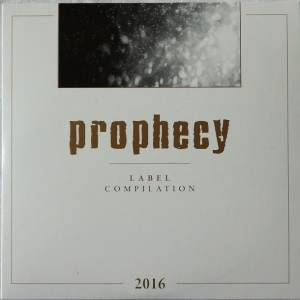 Prophecy Label Compilation 2016 - Cover