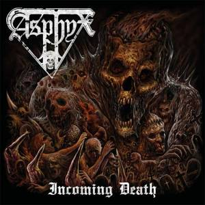 Asphyx: Incoming Death - Cover