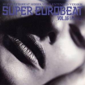 Cover - Jilly: Super Eurobeat Vol. 16