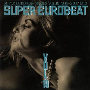 Cover - Jilly: Super Eurobeat Vol. 19 - Non Stop Mix