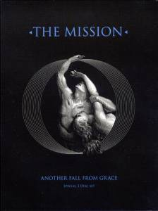 The Mission: Another Fall From Grace - Cover