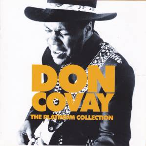 Cover - Don Covay: Platinum Collection, The
