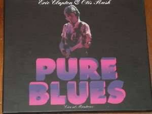 Cover - Otis Rush: Pure Blues - Live At Montreux