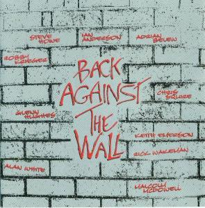 Back Against The Wall - Cover