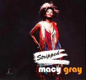Cover - Macy Gray: Stripped
