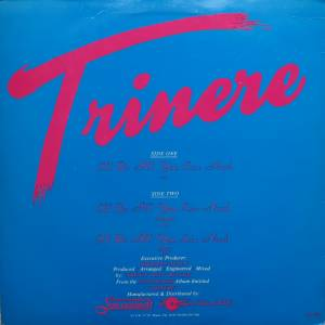 "Trinere: I'll Be All You Ever Need (12"") - Bild 2"