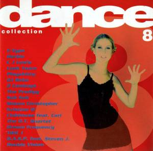 Cover - Two Cowboys: Dance Collection 8