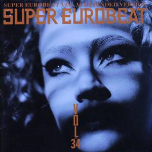 Cover - Jilly: Super Eurobeat Vol. 34