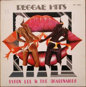 Cover - Byron Lee & The Dragonaires: Reggae Hits