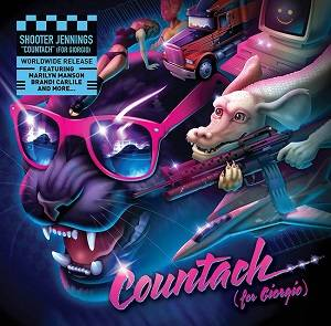 Cover - Shooter Jennings: Countach (For Giorgio)