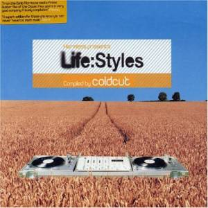Cover - Gaylads, The: Life:Styles (Compiled By Coldcut)