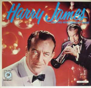 Cover - Harry James And His Orchestra: Harry James And His New Swinging Band