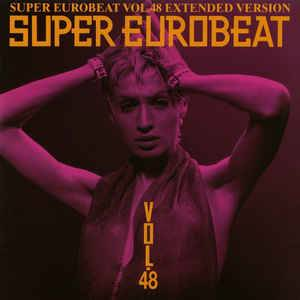 Cover - Mark Farina: Super Eurobeat Vol. 48