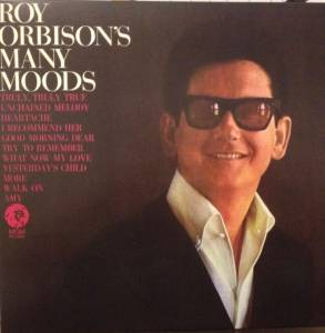 Cover - Roy Orbison: Roy Orbison's Many Moods