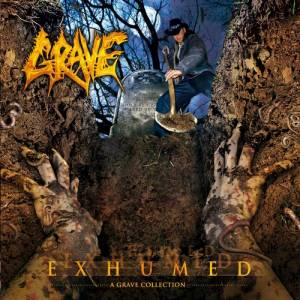 Grave: Exhumed - A Grave Collection - Cover