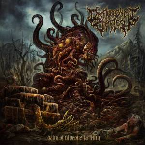 Cover - Disfigurement Of Flesh: Deity Of Hideous Fertility