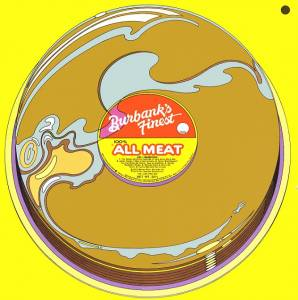 Cover - Patti LaBelle: All Meat