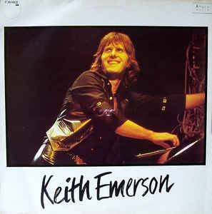 Cover - Keith Emerson: Chord Sampler