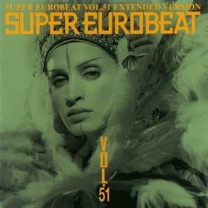 Cover - Jilly: Super Eurobeat Vol. 51