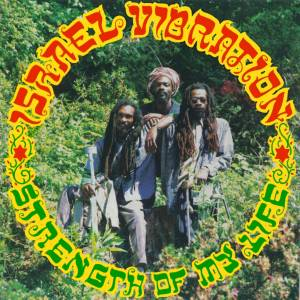 Cover - Israel Vibration: Strength Of My Life