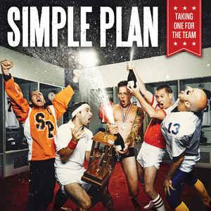 Cover - Simple Plan: Taking One For The Team