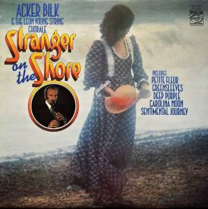 Cover - Acker Bilk: Stranger On The Shore (MFP)