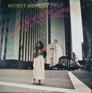 Cover - Mickey Newbury: His Eye Is On The Sparrow