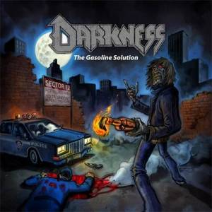 Darkness: Gasoline Solution, The - Cover
