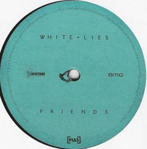 White Lies: Friends (LP) - Bild 5