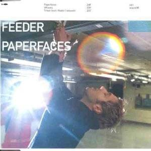 Cover - Feeder: Paperfaces