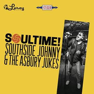 Southside Johnny & The Asbury Jukes: Soultime! - Cover