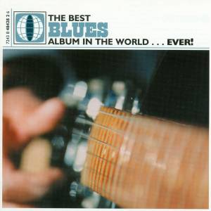 Cover - Larry McCray: Best Blues Album In The World .. Ever!, The