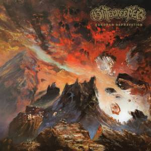 Gatecreeper: Sonoran Depravation - Cover