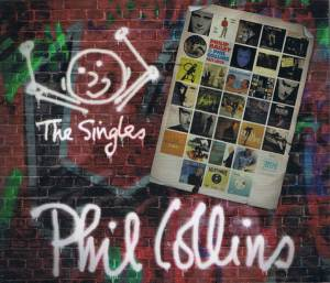Phil Collins: Singles, The - Cover