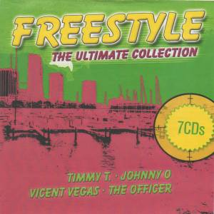Cover - Freak Style: Freestyle - The Ultimate Collection