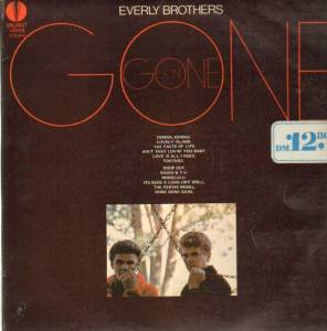 Cover - Everly Brothers, The: Gone, Gone, Gone