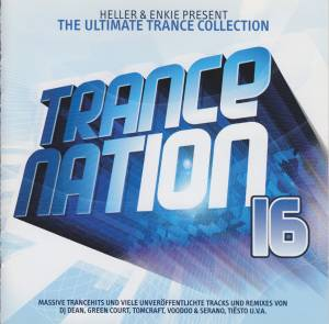 Cover - Fragrance: Trance Nation 16