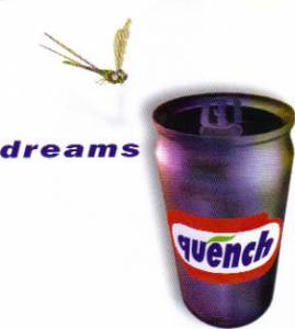 Cover - Quench: Dreams