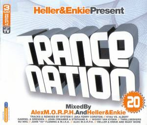 Cover - Mindcrusher: Trance Nation 20
