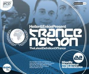 Cover - Substate: Trance Nation 22