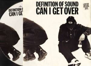 Cover - Definition Of Sound: Can I Get Over