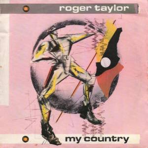 Cover - Roger Taylor: My Country