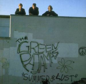 Cover - Green Pajamas, The: Summer Of Lust