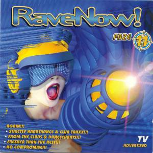 Rave Now! 11 - Cover