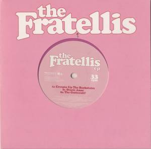 Cover - Fratellis, The: Fratellis EP, The