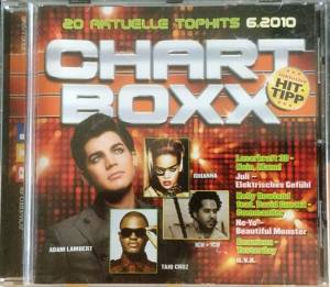 Cover - Gentleman Feat. Christopher Martin: Club Top 13 - 20 Top Hits - Chartboxx 6/2010