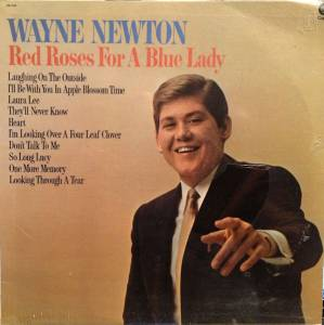Cover - Wayne Newton: Red Roses For A Blue Lady