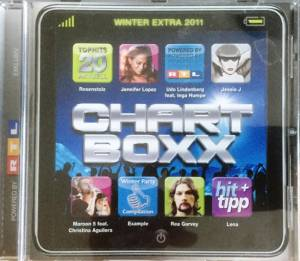 Cover - DJ Antoine Vs. Timati Feat. Kalenna: Club Top 13 - 20 Top Hits - Chartboxx - Winter Extra 2011