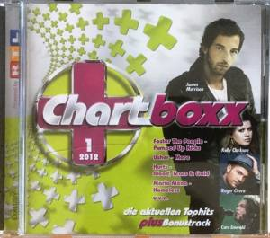 Cover - Foster The People: Club Top 13 - 20 Top Hits - Chartboxx 1/2012
