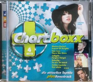 Club Top 13 - 20 Top Hits - Chartboxx 4/2012 - Cover